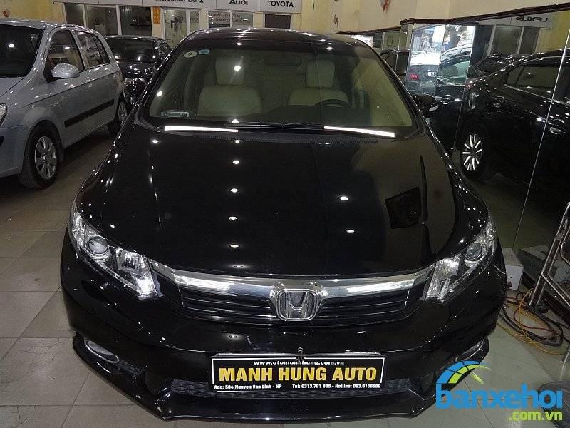 Xe Honda Civic  2012-0