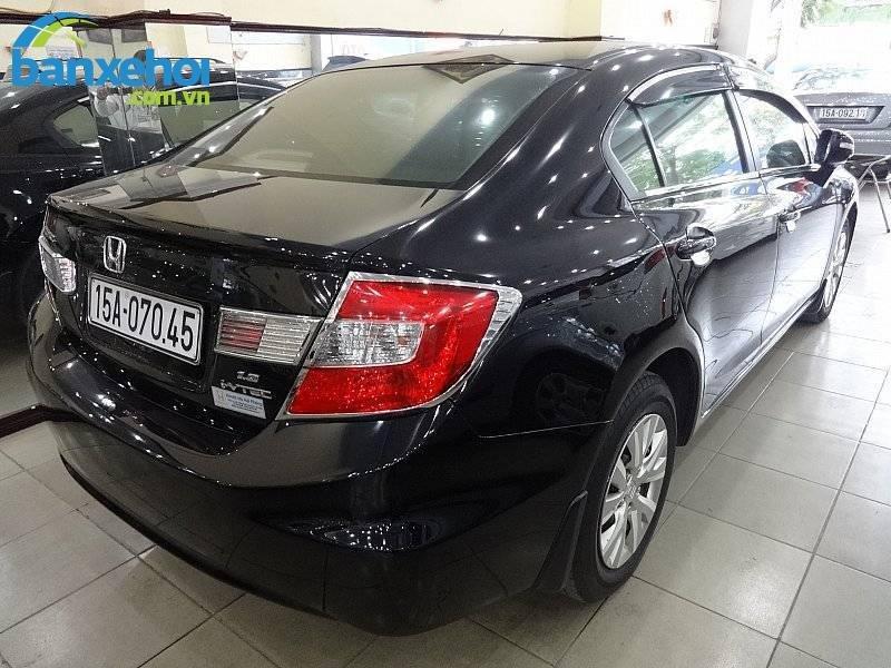 Xe Honda Civic  2012-3