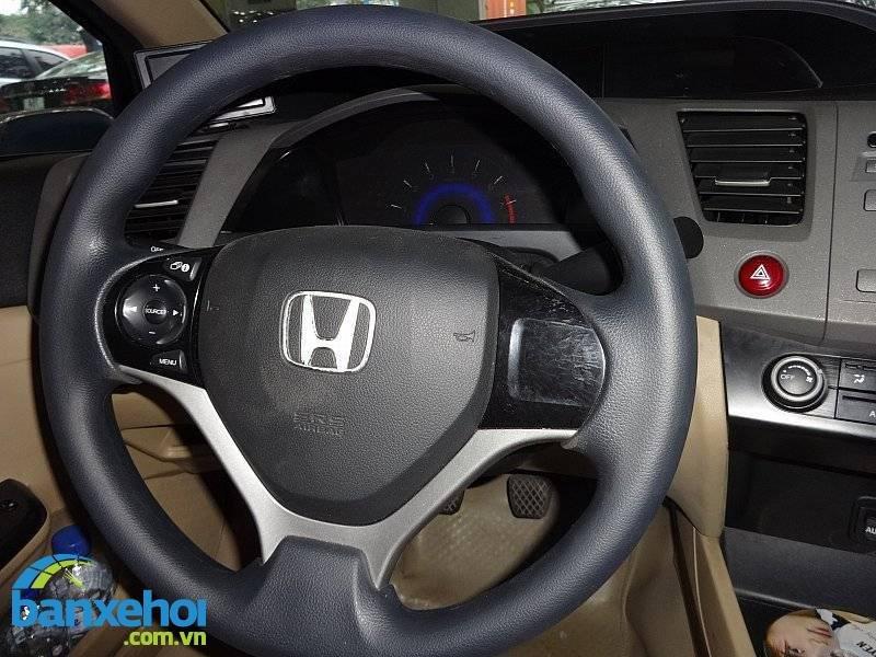 Xe Honda Civic  2012-9