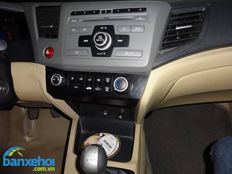 Xe Honda Civic  2012-10