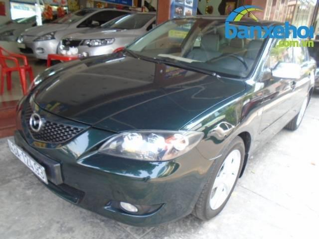 Xe Mazda 3  2004-1