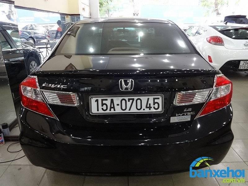 Xe Honda Civic  2012-4