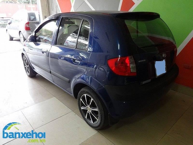 Xe Hyundai Getz  2007-3
