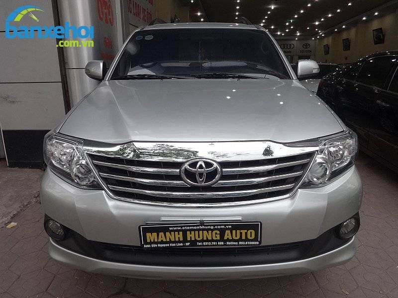 Xe Toyota Fortuner  2013-0