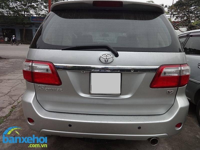 Xe Toyota Fortuner V 2010-5