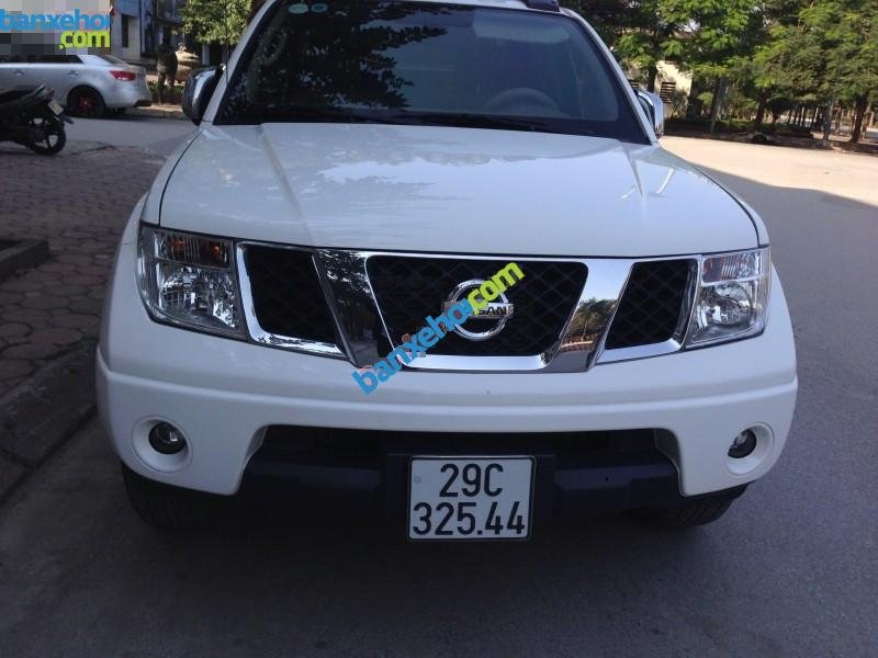 Xe Nissan Navara  2013-0