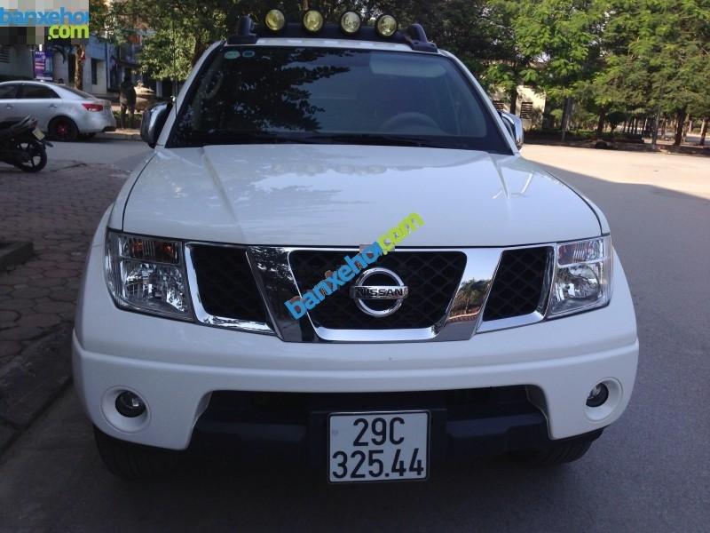 Xe Nissan Navara  2013-7