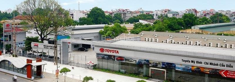 Toyota Mỹ Đình - CN Cầu Diễn