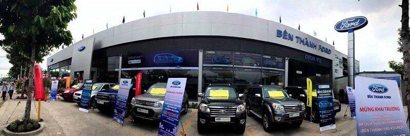 Bến Thành Ford Used Car- CN Chế Lan Viên
