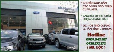 Sài Gòn Ford Phổ Quang Used Car