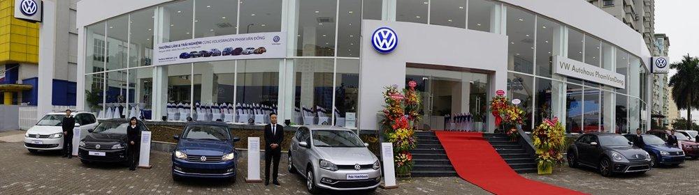 Volkswagen Phạm Văn Đồng