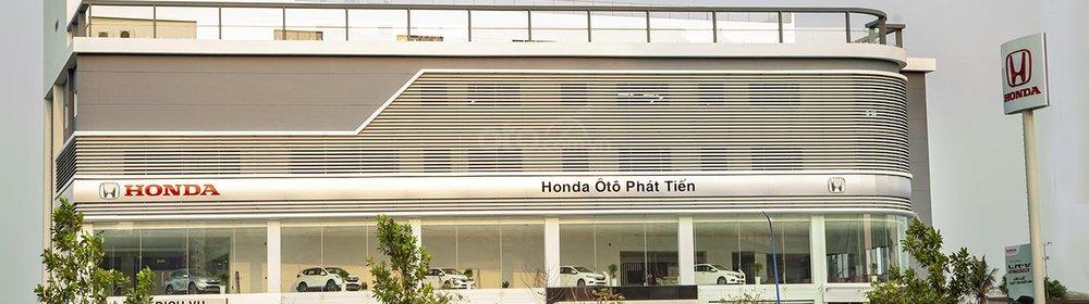 Honda Ô Tô Phát Tiến