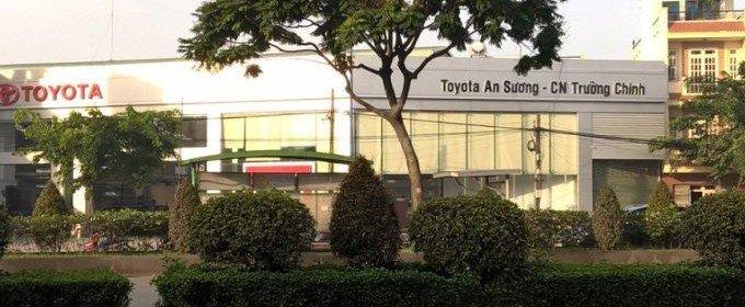 Toyota An Sương - CN Trường Chinh