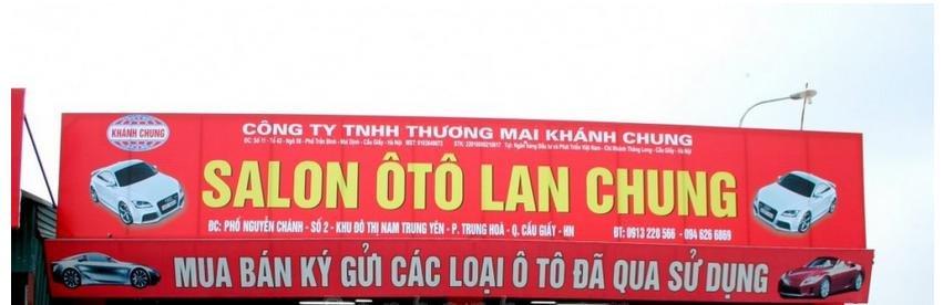 Salon Auto Lan Chung