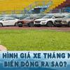 [Oto.com.vn News 32] Giá xe tháng 8: Giảm mạnh chạy tháng Ngâu
