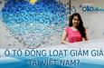 [Oto.com.vn News 12] Ô tô đồng loạt giảm giá tại Việt Nam?