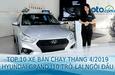 [Oto.com.vn News 11] Bất ngờ nào đã xảy ra trong top 10 xe bán chạy tháng 4/2019?