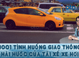 [Oto.com.vn - Cafe Xế Hộp 10] 1001 tình huống giao thông hài hước của tài xế xe hơi