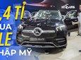 4,4 tỷ chọn Mercedes GLE, BMW X5 hay 2 chiếc GLC...| VMS 2019