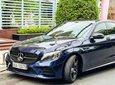 Xe Mercedes đời 2019, màu xanh lam0