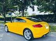 Bán Audi TT đời 2016, màu vàng, xe nhập1