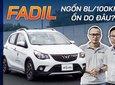 Chuyên gia phân tích những yếu tố ảnh hưởng tới tiêu hao nhiên liệu và độ ồn   Test Drive Fadil P1