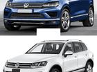 Cần bán xe Volkswagen Touareg GP năm 2016, màu trắng, xe nhập