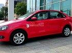 Bán Volkswagen Polo E đời 2017, màu đỏ, xe nhập
