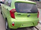 Cần bán Kia Morning sản xuất 2013, màu xanh, nhập khẩu, giá tốt
