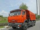 Bán xe Ben Kamaz 15 tấn, mới 2016, nhập khẩu Nga