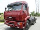 Đầu kéo Kamaz 6460 (6x4) 53 tấn tại Kamaz Bình Dương & Bình Phước