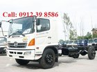 Bán xe tải Hino FC 6.4 tấn