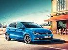 Cần bán xe Volkswagen Polo E 2017, màu xanh lam, nhập khẩu nguyên chiếc