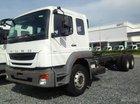 Bán xe tải Fuso 24 tấn khuyến mãi lớn - Hỗ trợ mua xe trả góp 80%