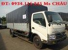 Bán xe tải Hino 4 tấn 5 + nhập khẩu nguyên chiếc+ xe mới 2018