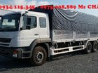Bán xe tải Mitsu 3 chân FJ nhập khẩu, mua xe tải Mitsu Fuso 15 tấn trả góp