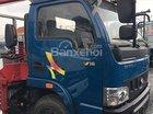 Bán xe tải Veam VT490 (4 tấn 9), gắn cẩu UNIC340(4 khúc), 3 tấn, giá cạnh tranh