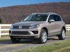 Mình cần bán Volkswagen Touareg GP đời 2016, màu nâu, nhập khẩu