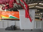 BáN xe sửa chữa điện, xe thang nâng người trên cao 10 m, 12 m, 14 m