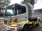 Bán xe ben Hino FC 5 tấn 6 tấn, thùng ben 5 khối – xe ben Hino FC 6 tấn, thùng ben 5 khối
