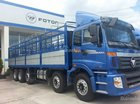 Bán xe tải 5 chân Thaco Auman C34 mới, cầu nhấc, xe Food nâng đầu, xe xitec. LH 0938907243