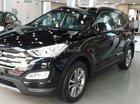 [Khánh Hòa] Bán Hyundai Santa Fe đời 2018, màu đen, nhập khẩu chính hãng