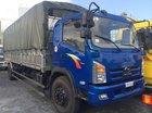 Mua xe tải Cửu Long TMT 9.5 tấn (9T5) thùng dài 7.5 mét cabin đầu vuông