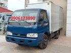 Ưu đãi xe tải 2.4 tấn K165S Hải Phòng, giá rẻ nhất khuyến mại hấp dẫn