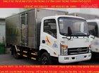 Bán xe tải VT252, xe tải Veam VT252, giá tốt, đời 2016, có máy lạnh