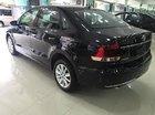 Volkswagen Polo Sedan nhập khẩu chính hãng Đức, màu đen. Tặng nhiều phần quà hấp dẫn - LH Hương: 0902.608.293