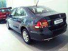 Dòng xe nhập Đức Volkswagen Polo Sedan 1.6L, màu xanh đen, LH Hương: 0902.608.293