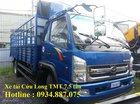 Bán xe tải TMT 7.5 tấn, thùng dài 6.2 mét, trả góp toàn quốc