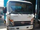 Bán xe tải Veam 3 tấn 4, thùng 6 mét, máy Hyundai, trả góp lãi suất thấp