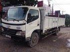 Bán xe tải Hino 3.8 tấn đời 2008, thùng bạt, giá rẻ nhất Vũng Tàu - 0938699913